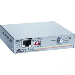 ALLIED TELESYN Media Converter 10/100TX over VDSL Coax  (AT-MC606-60)