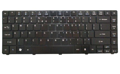 Acer KEYBD.SPA.89K.BLACK (KB.I140A.251)