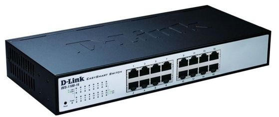16-Port Layer2 EasySmart Switch