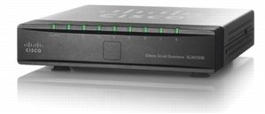 SG 200-08 8-port Gigabit Smart Switch