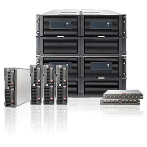 Hewlett Packard Enterprise P4800 G2 63TB SAS