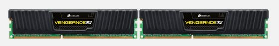 Simm DDR3 PC1600 8GB CL9 Corsair kit