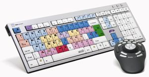 KEYBOARD AVID MEDIA COMPOSER SVE PC-SLIM