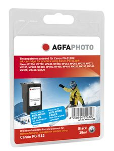AGFAPHOTO Ink Black (APCPG512B)