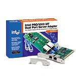 INTEL DUAL PORT SERVER ADAPTER INTEL PRO 1000 MT GIGABIT IN (PWLA8492MT)