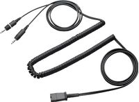 PLANTRONICS Bunnsnor til PC (28959-01)