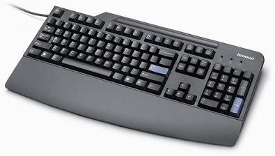 ThinkPlus Preferred Pro - Keyboard - USB -