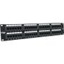 TRENDNET 48PORT RACKMOUNT PATCH PANEL CAT6 RJ45