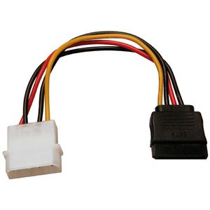 ICIDU S-ATA Power Cable 0.25m SATA Serial-ATA Power. C33 (C-707633)