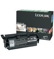 LEXMARK TONER, 7K, RETURN PROGRAM X65X.