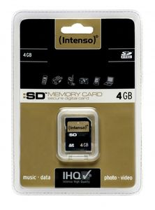 INTENSO SD Intenso Secure Digital Card (3401450)