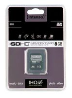 INTENSO SD SD-Card SDHC Intenso 8192MB (3401460)