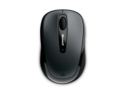MICROSOFT Wless Mobile Mouse 3500 USB black (GMF-00042)