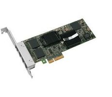 GIGABIT ET2 QUAD PORT SERVER ADAPTER RJ45 PCIE RETAIL