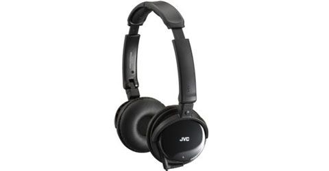 JVC Noise Cancelling headph. - qty 1