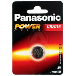 PANASONIC 1x100 CR 2016 PU master box (CR2016)