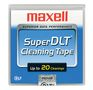 MAXELL SDLT CLEANING  20 CYCLES FOR ALL SDLT DRIVES. NOT FOR V