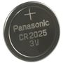 PANASONIC GP Lithium Coin - Battery CR2025 Li 160 mAh