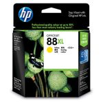HP Blekk Gul no 88XL