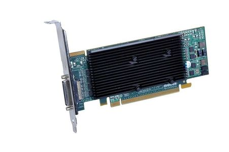 MATROX M9140 LP 512MB quad head PCI-Expressx16 (M9140-E512LAF)