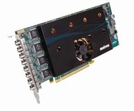 MATROX VIDEO CARD M9188 PCIE16 MULTIDISPLAY MONITORING OCTAL GRAPHICS CARD RTL