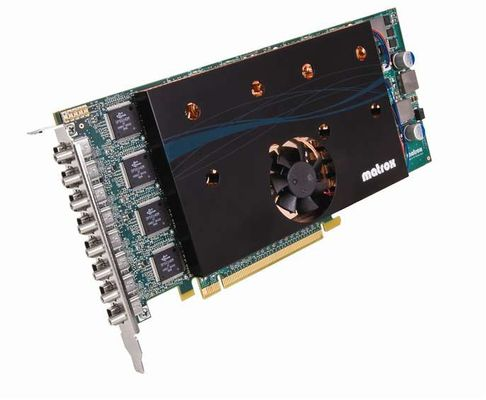 VIDEO CARD M9188 PCIE16 MULTIDISPLAY MONITORING OCTAL GRAPHICS CARD RTL