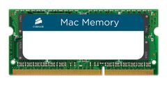 CORSAIR DDR3 4GB 1x4GB 1066MHz 7-7-7-20 SODIMM Apple Qualified Unbuffered Apple Qualified Apple iMac MacBook and MacBook Pro