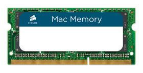 CORSAIR DDR3 SO-DIMM 1066MHz 4GB Mac CL7, 204pin, Apple iMac, MacBook and MacBook Pro (CMSA4GX3M1A1066C7)
