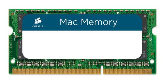 DDR3 SO-DIMM 1066MHz 4GB Mac CL7, 204pin, Apple iMac, MacBook and MacBook Pro