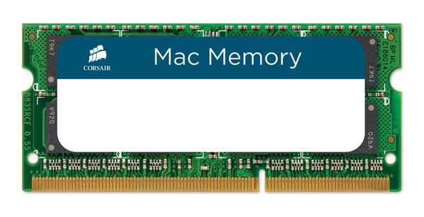 4GB DDR3 SO-DIMM Apple-OK, 1066Mhz