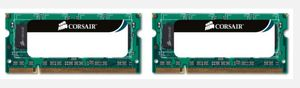 CORSAIR 8GB (KIT) DDR3 SO-DIMM Apple-OK, 1066Mhz (CMSA8GX3M2A1066C7)