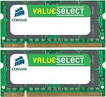 VS 4096M SO DIMM DDR2 PC2-6400, 2x200, CL5