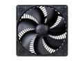SILVERSTONE Air Penetrator 180mm Vifte 180 x 180 x 32mm Fan, 700~1200 RPM, 80~130 CFM, 18~34 dBA