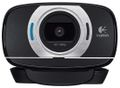 LOGITECH HD Webcam C615 - Verkkokamera - väri - audio - Hi-Speed USB