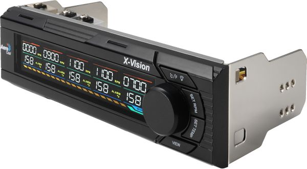 X-Vision Fancontroller - 5,25 Zoll