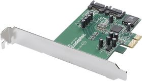 RAID 1220SA ROHS KIT PCI-E X1  2-PORT SATA 3GBS LP EN