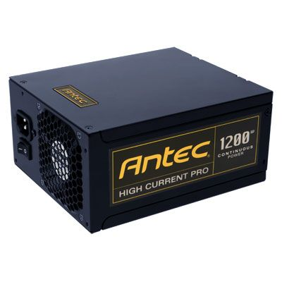 HCP 1200 HIGH CURRENT PRO PSU 1200WATTS 80 PLUS BRONZE         IN CPNT