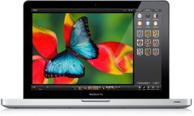 "MacBook Pro 13"" Dual-Core i7 2.8GHz, 4GB, 750GB, HD Graphics, SuperDrive"
