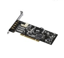 XONAR D1 7.1 CHANNEL PCI AUDIO CARD LOW-PROFILE S PDIF TOSLINK