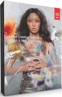 ADOBE CS6 DESIGN AND WEB PREM V6 1 USER SW (65178101)