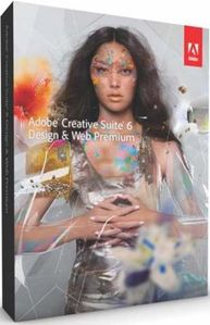 ADOBE CS6 DESIGN AND WEB PREM V6 1 USER SW (65178490)