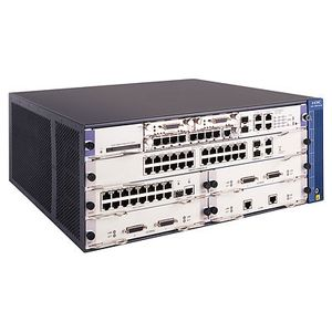 Hewlett Packard Enterprise MSR50-60 Router Chassis with