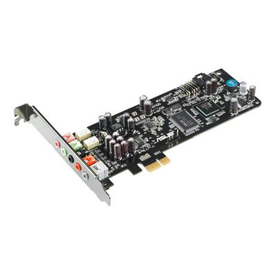 Soundcard PCI-E 7.1 Channel SPDIF-Out Line in/Mic in Aux-In LP-Bracket
