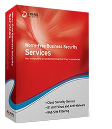 TREND MICRO Worry-Free Business Security Services  v5, Multi-Language: [Service]Extension,  Academic,  101-250 User License, 01 months (WF00218816)