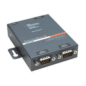 LANTRONIX 2 PORT SECURE DEVICE SERVER WITH AES ENCRYPTION              IN CPNT (SD2101002-11)