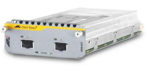 ALLIED TELESYN 2 X 10GIGABIT SFP+ EXP MODULE (AT-XEM-2XS)