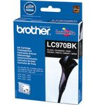 BROTHER Ink Cart/ black blister f DCP135/ 150C (LC-970BKBP)