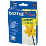 BROTHER Ink Cart/ yellow blister DCP135C DCP150C (LC-970YBP)