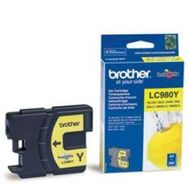 BROTHER Toner Yellow 5,5ml (LC-980YBP)