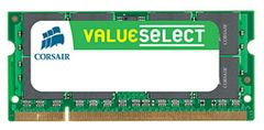 CORSAIR DDR3 1066MHz 2GB 204 SODIMM Unbuffered